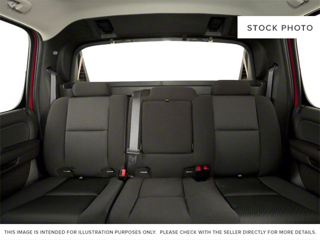 Brown 2010 Chevrolet Avalanche Left Side Rear Seat  Photo in Westlock AB