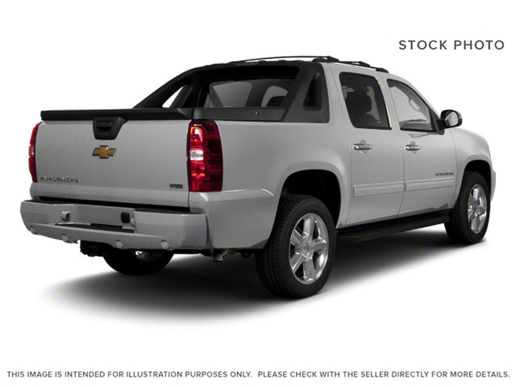 Brown 2010 Chevrolet Avalanche Right Rear Corner Photo in Westlock AB