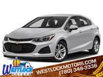 Silver 2019 Chevrolet Cruze Primary Listing Photo in Westlock AB