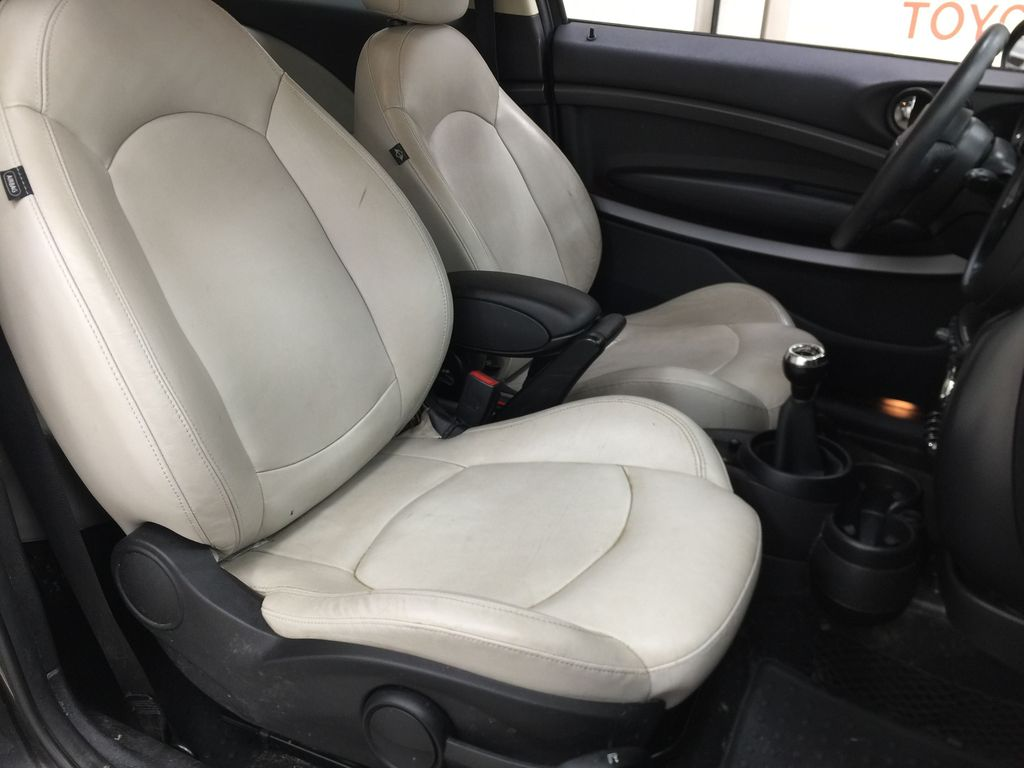 Silver[Crystal Silver Metallic] 2015 MINI Cooper Paceman AWD Right Side Front Seat  Photo in Sherwood Park AB