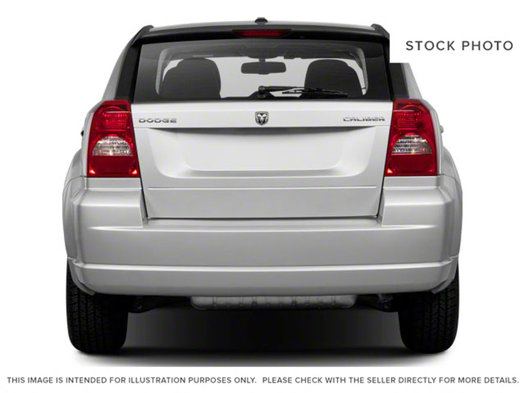 2011 Dodge Caliber Rear of Vehicle Photo in Dartmouth NS