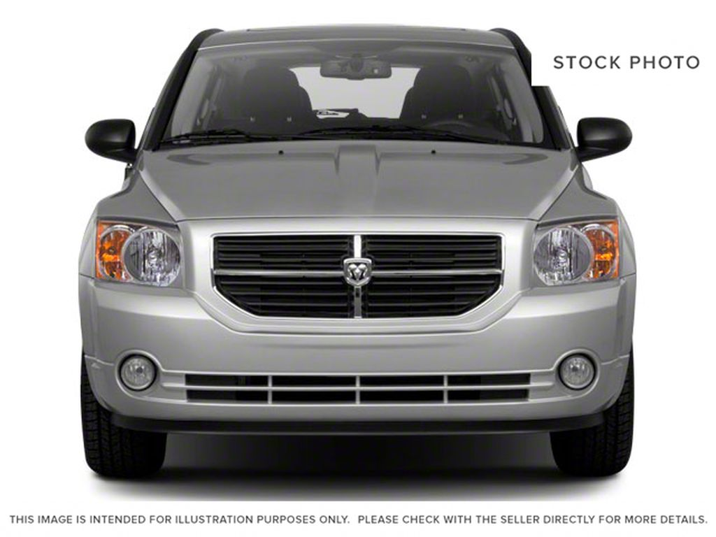 2011 Dodge Caliber Front Vehicle Photo in Dartmouth NS