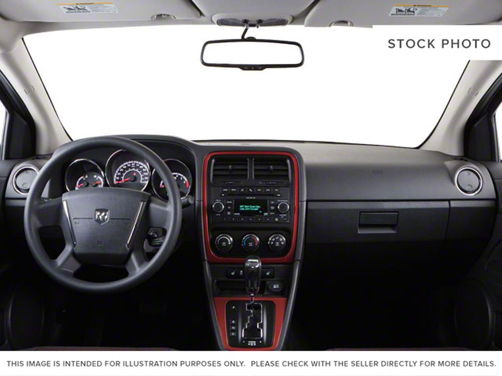2011 Dodge Caliber Central Dash Options Photo in Dartmouth NS