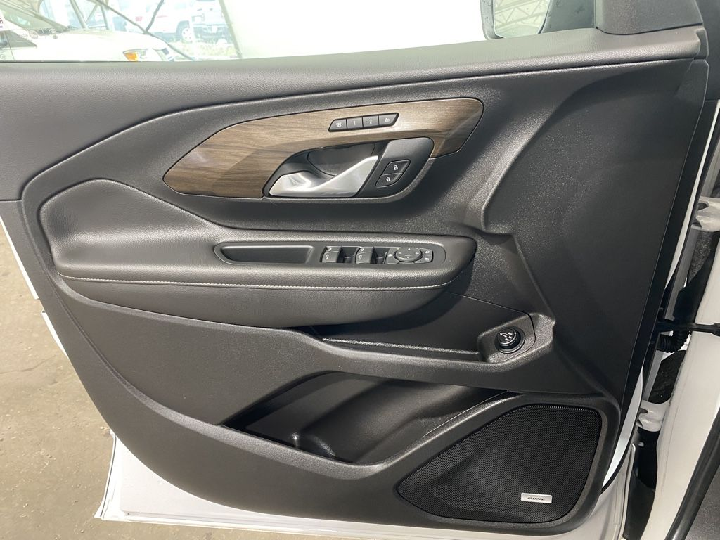 White 2018 GMC Terrain Left Side Photo in Airdrie AB
