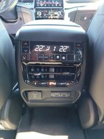 Black 2021 Jeep Grand Cherokee L Left Side Rear Seat  Photo in Fort Macleod AB