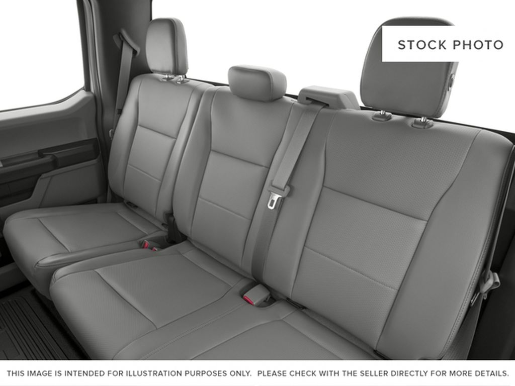 White[Oxford White] 2017 Ford Super Duty F-350 SRW Left Side Rear Seat  Photo in Fort Macleod AB