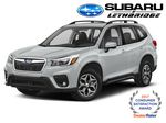 Silver 2021 Subaru Forester Primary Listing Photo in Lethbridge AB