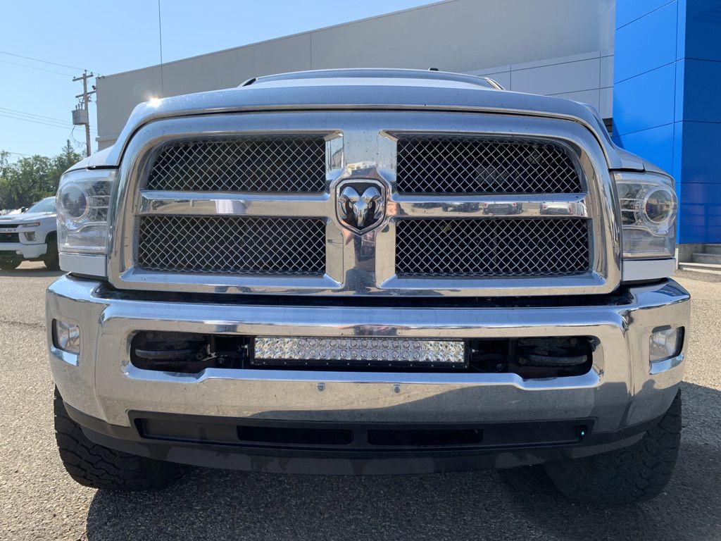 White 2014 Ram 3500 Driver's Side Door Controls Photo in Brooks AB