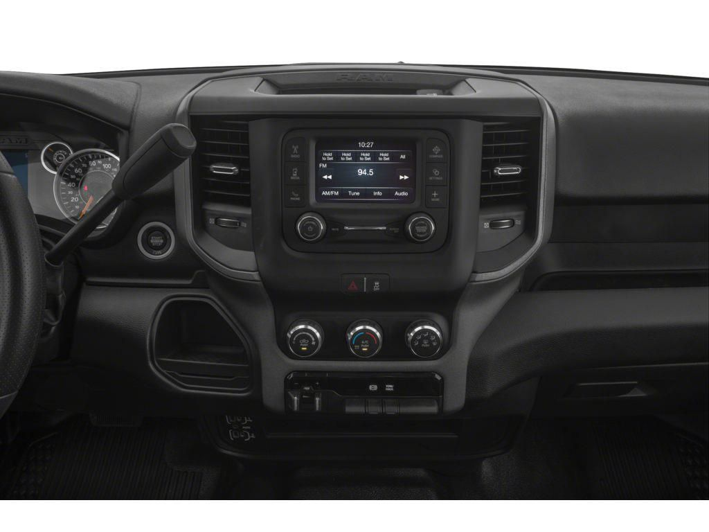 Silver 2020 Ram 2500  Driver's Side Door Controls Photo in Fort Macleod AB