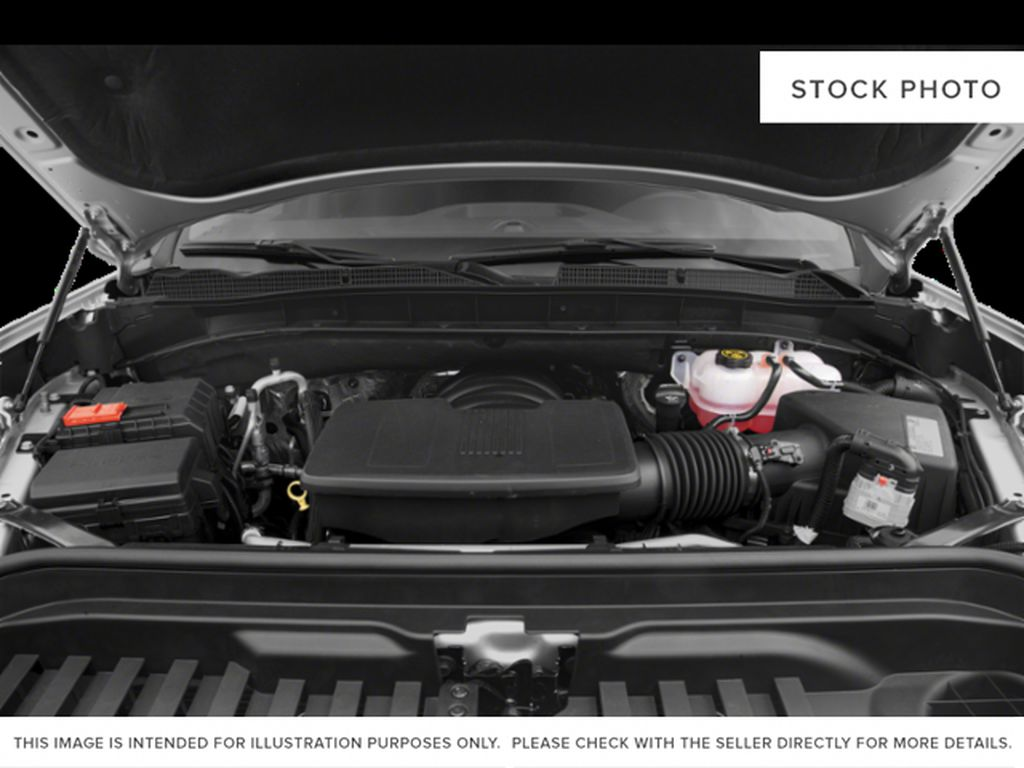 White[Summit White] 2020 GMC Sierra 1500 Engine Compartment Photo in Fort Macleod AB