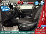 Red[Redline Pearl] 2019 Jeep Compass Sport 4WD - Heated Seats / Steering Wheel Left Front Interior Photo in Winnipeg MB