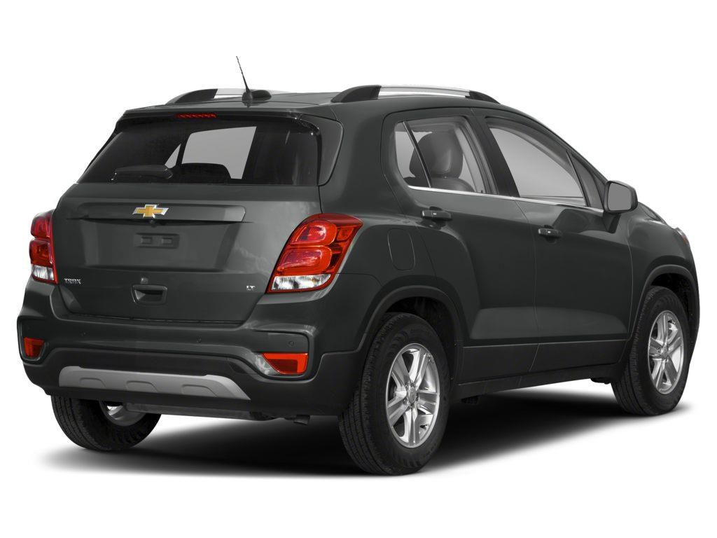 Grey 2021 Chevrolet Trax Left Front Rim and Tire Photo in Westlock AB