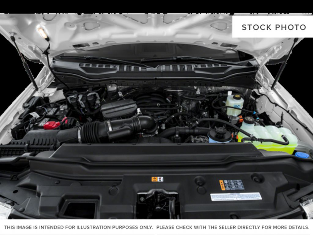 White[Oxford White] 2021 Ford Super Duty F-350 SRW Engine Compartment Photo in Fort Macleod AB