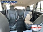 Red[Crimson Red Tintcoat] 2015 Buick Enclave Rear Seat Centered in Nipawin SK