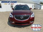 Red[Crimson Red Tintcoat] 2015 Buick Enclave Front Vehicle Photo (Low) in Nipawin SK