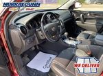 Red[Crimson Red Tintcoat] 2015 Buick Enclave Left Front Interior Photo in Nipawin SK