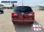 Red[Crimson Red Tintcoat] 2015 Buick Enclave Rear of Vehicle Photo in Nipawin SK
