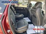 Red[Crimson Red Tintcoat] 2015 Buick Enclave Right Rear Seat Photo in Nipawin SK