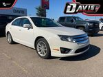 White 2010 Ford Fusion Primary Listing Photo in Lethbridge AB