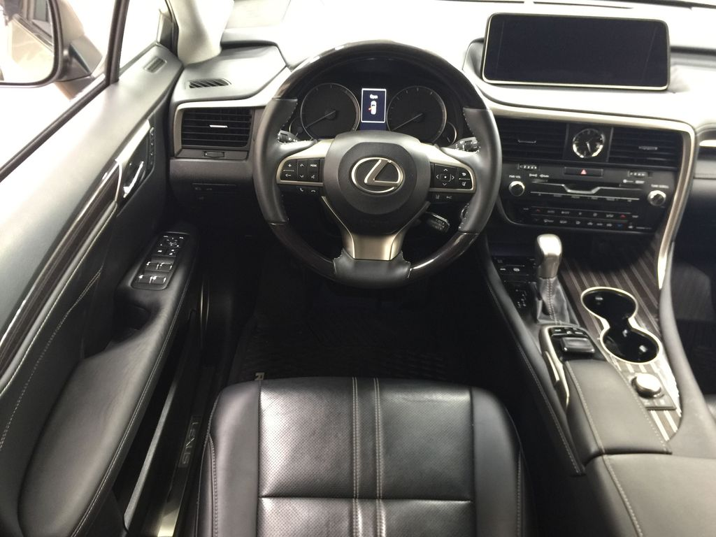Silver[Atomic Silver] 2017 Lexus RX 350 - LUXURY PACKAGE Left Front Seat Photo in Sherwood Park AB
