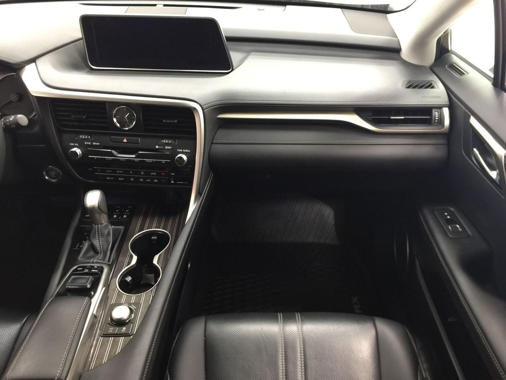 Silver[Atomic Silver] 2017 Lexus RX 350 - LUXURY PACKAGE Right Front Seat Photo in Sherwood Park AB