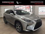 Silver[Atomic Silver] 2017 Lexus RX 350 - LUXURY PACKAGE Primary Photo in Sherwood Park AB