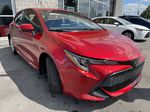 Red[Supersonic Red  w/Black Roof] 2021 Toyota Corolla Hatchback Standard Package K4RBEC AA Engine Compartment Photo in Brampton ON