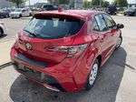 Red[Supersonic Red  w/Black Roof] 2021 Toyota Corolla Hatchback Standard Package K4RBEC AA Sunroof Photo in Brampton ON
