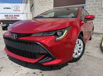 Red[Supersonic Red  w/Black Roof] 2021 Toyota Corolla Hatchback Standard Package K4RBEC AA Primary Photo in Brampton ON