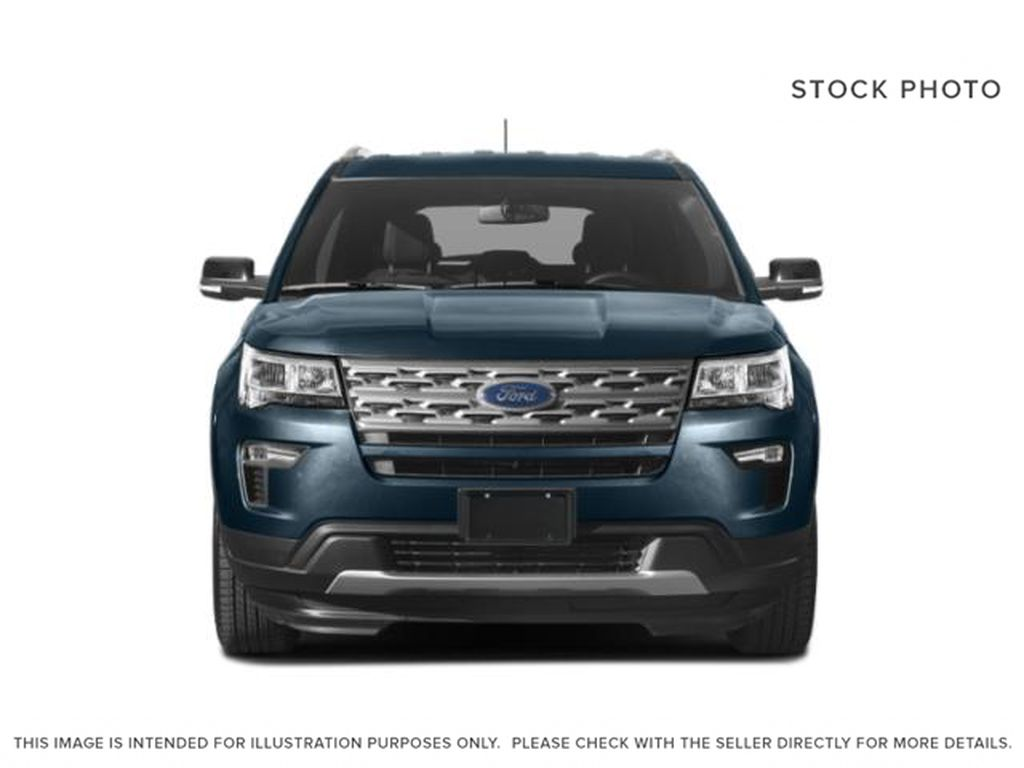 BURGUNDY VELVET MET TINTED CC 2019 Ford Explorer Front Vehicle Photo in Dartmouth NS