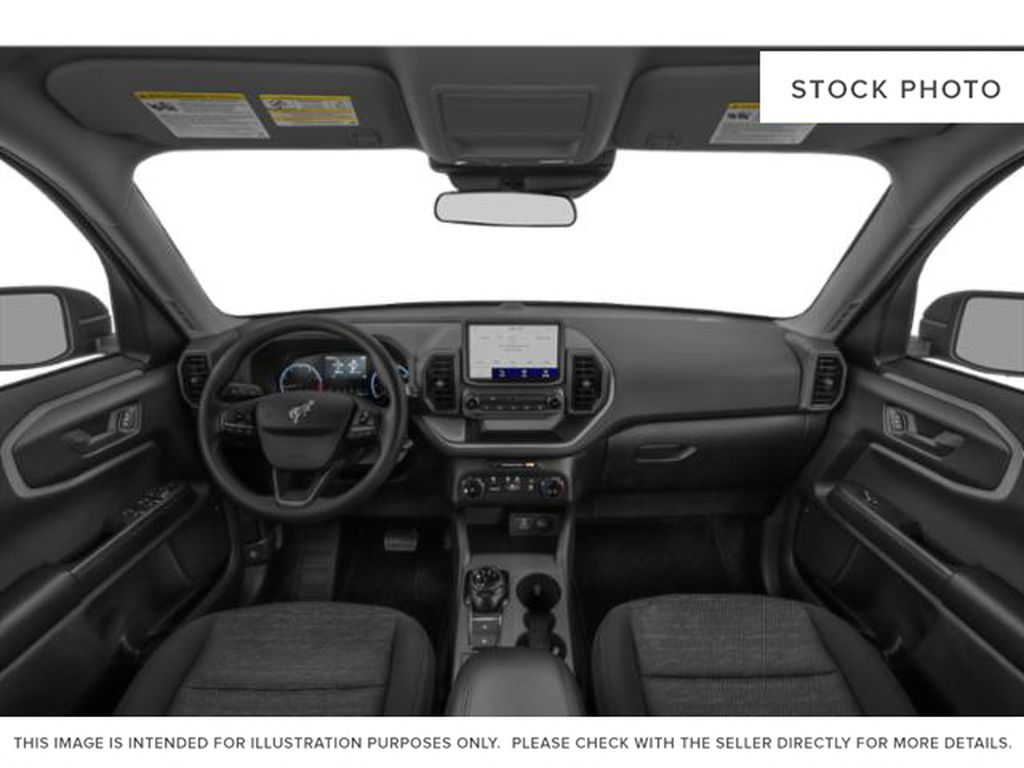 Blue[Area 51] 2021 Ford Bronco Sport Central Dash Options Photo in Dartmouth NS