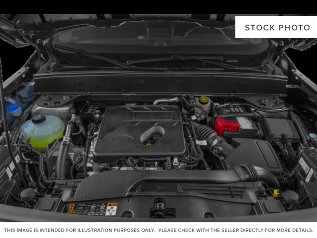 Black[Shadow Black] 2021 Ford Bronco Sport Engine Compartment Photo in Dartmouth NS