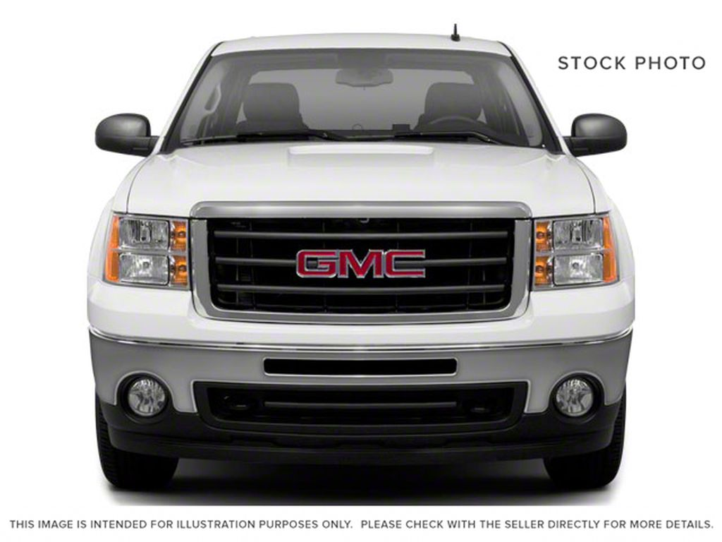 White[Summit White] 2012 GMC Sierra 1500 Front Vehicle Photo in Fort Macleod AB