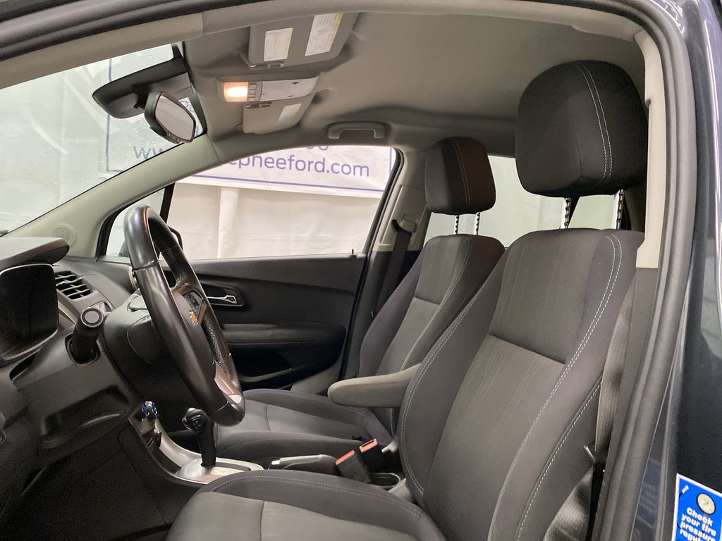 2015 Chevrolet Trax Left Front Interior Photo in Dartmouth NS