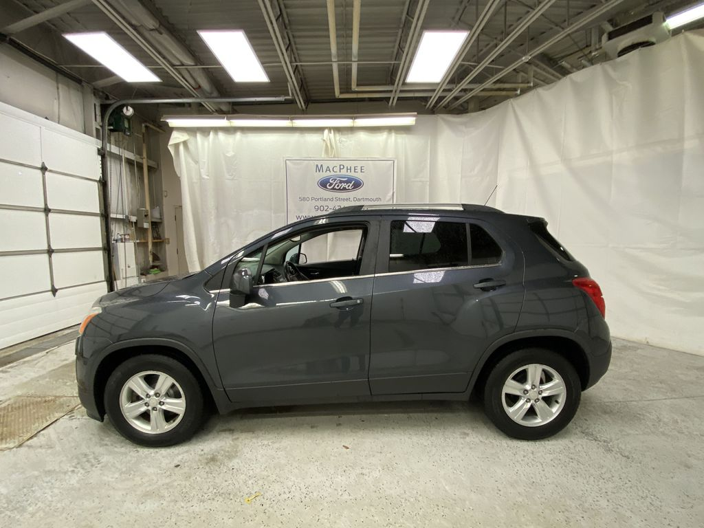 2015 Chevrolet Trax Left Side Photo in Dartmouth NS