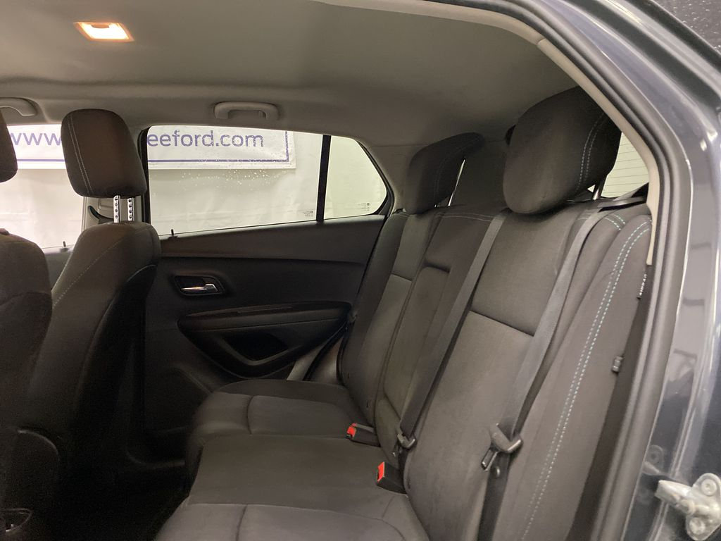 2015 Chevrolet Trax Left Side Rear Seat  Photo in Dartmouth NS