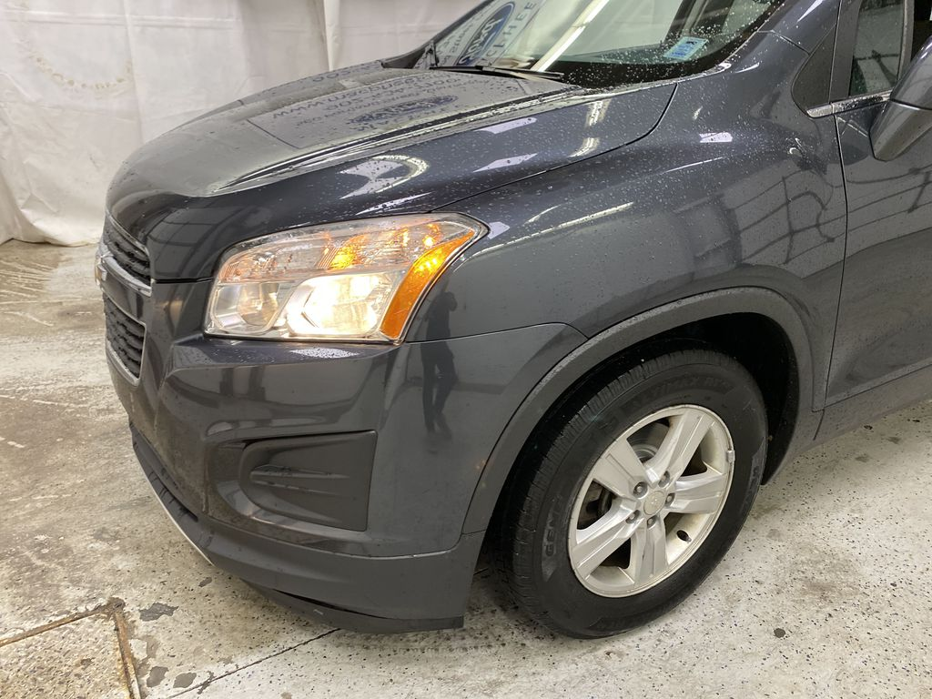 2015 Chevrolet Trax Left Front Corner Photo in Dartmouth NS