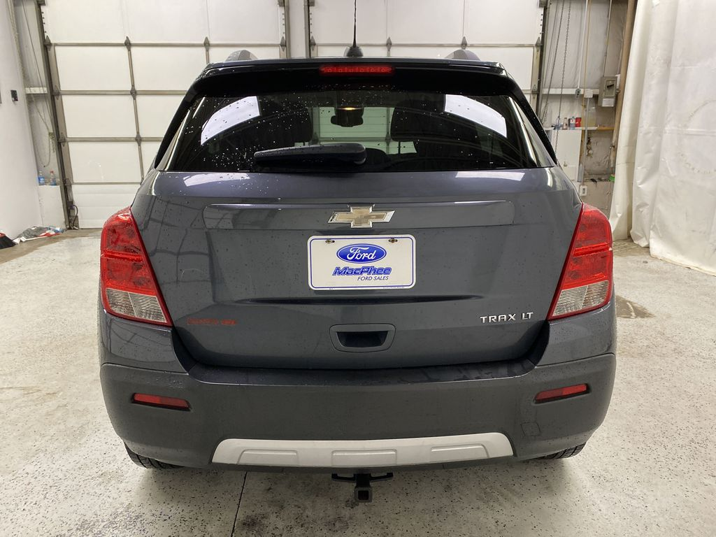 2015 Chevrolet Trax Rear of Vehicle Photo in Dartmouth NS