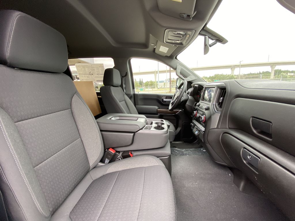 White[Summit White] 2021 Chevrolet Silverado 3500HD LT Right Side Front Seat  Photo in Calgary AB