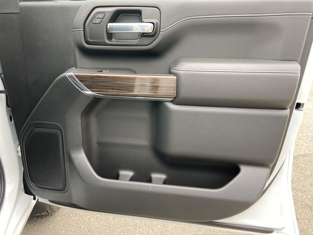 White[Summit White] 2021 Chevrolet Silverado 3500HD LT Right Front Interior Door Panel Photo in Calgary AB