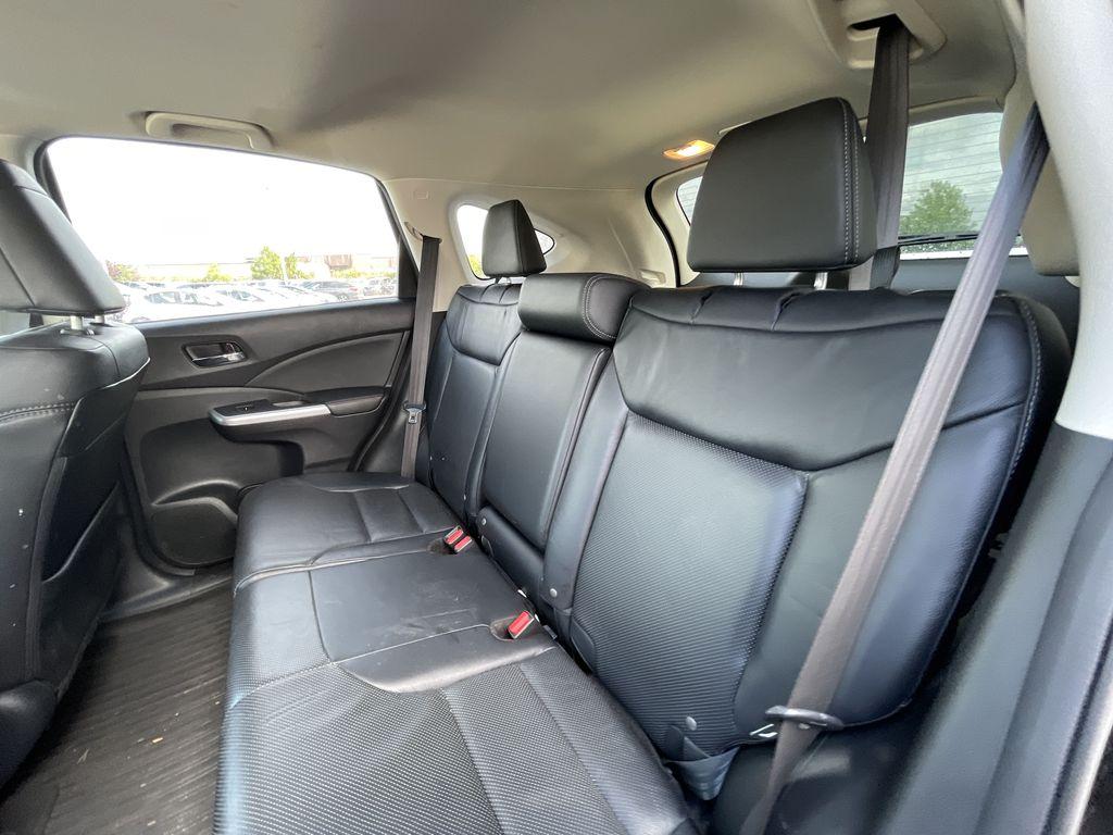 Dark Brown 2016 Honda CR-V Right Rear Corner Photo in Brampton ON