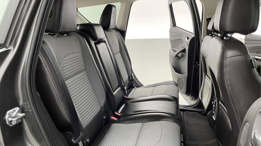 Gray[Magnetic] 2017 Ford Escape SE 4WD - Sport Package w/ Black Wheels / Grille Right Side Rear Seat  Photo in Winnipeg MB