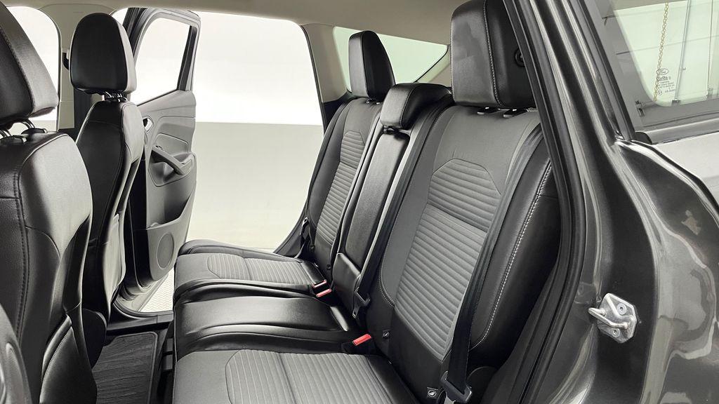 Gray[Magnetic] 2017 Ford Escape SE 4WD - Sport Package w/ Black Wheels / Grille Left Side Rear Seat  Photo in Winnipeg MB