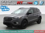 Gray[Magnetic] 2017 Ford Escape SE 4WD - Sport Package w/ Black Wheels / Grille Primary Photo in Winnipeg MB