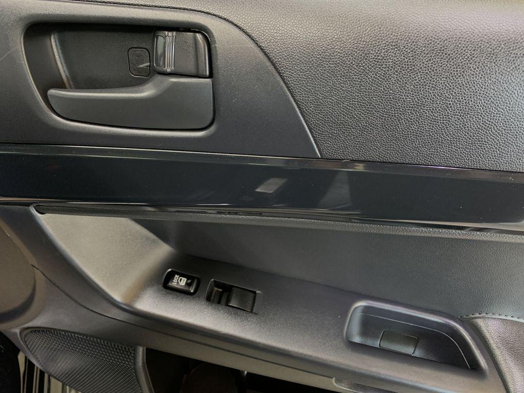 BLACK 2017 Mitsubishi Lancer SE LTD - 5MT, Bluetooth, Remote Start, Backup Cam, Heated Seats Passenger Front Door Controls Photo in Edmonton AB