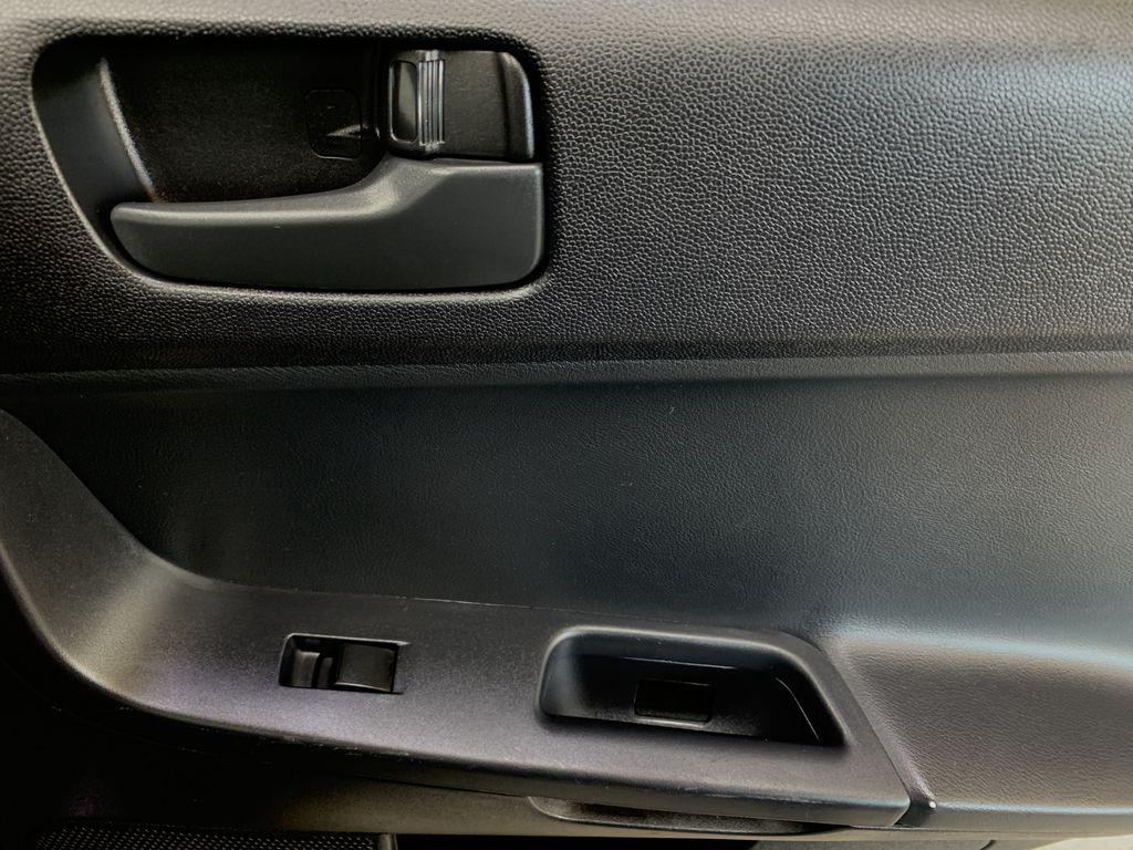 BLACK 2017 Mitsubishi Lancer SE LTD - 5MT, Bluetooth, Remote Start, Backup Cam, Heated Seats Passenger Rear Door Controls Photo in Edmonton AB