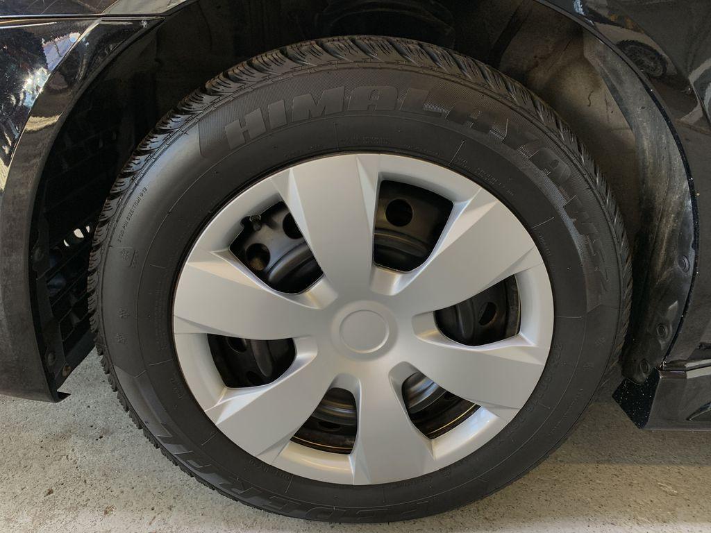 BLACK 2017 Mitsubishi Lancer SE LTD - 5MT, Bluetooth, Remote Start, Backup Cam, Heated Seats Left Front Rim and Tire Photo in Edmonton AB