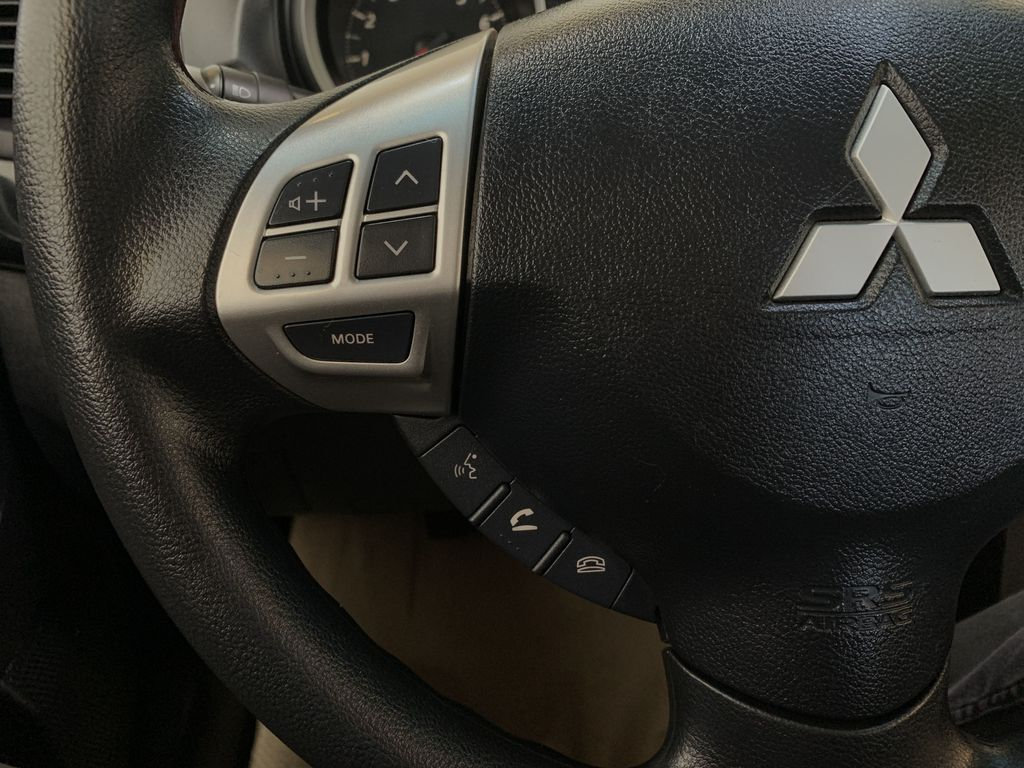 BLACK 2017 Mitsubishi Lancer SE LTD - 5MT, Bluetooth, Remote Start, Backup Cam, Heated Seats Additional Photo in Edmonton AB