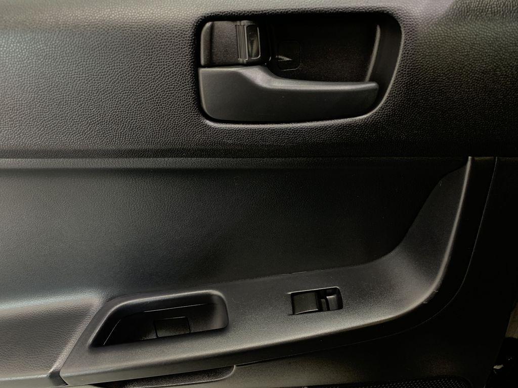 BLACK 2017 Mitsubishi Lancer SE LTD - 5MT, Bluetooth, Remote Start, Backup Cam, Heated Seats LR Door Panel Ctls Photo in Edmonton AB