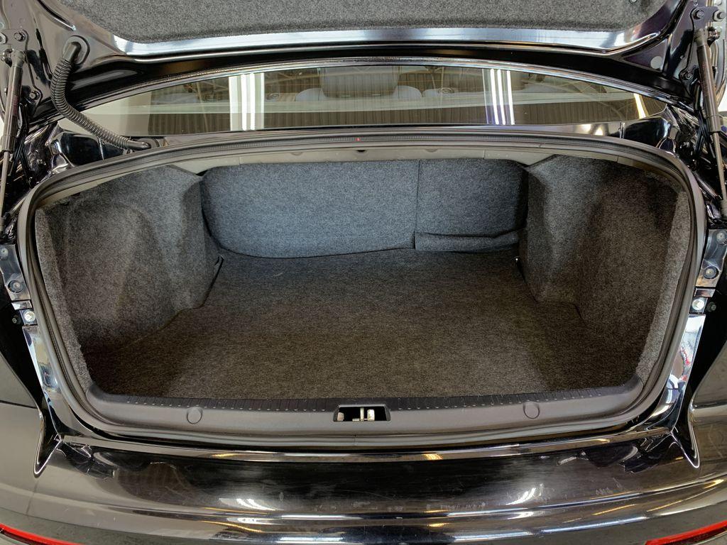 BLACK 2017 Mitsubishi Lancer SE LTD - 5MT, Bluetooth, Remote Start, Backup Cam, Heated Seats Trunk / Cargo Area Photo in Edmonton AB